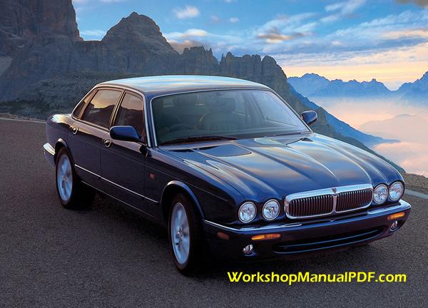 Jaguar XJ Series (XJ8 XJR X308) 1998-2003 Workshop Manual PDF